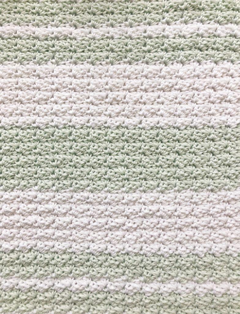 Crochet Sedge Stitch Baby Blanket | Afghan Crochet Patterns ...