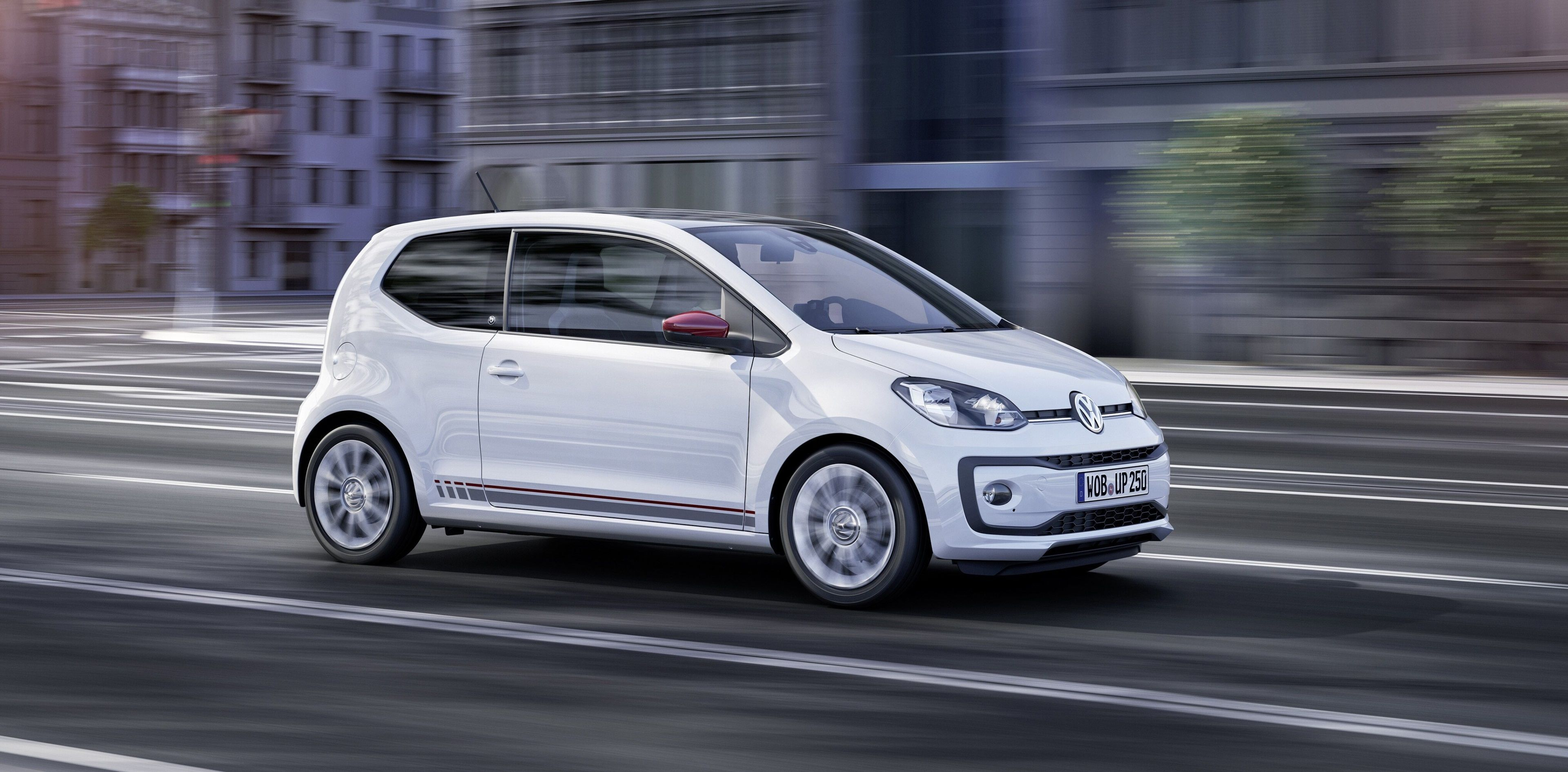 3840x1891 Volkswagen Up Beats 4k Desktop Backgrounds Wallpaper