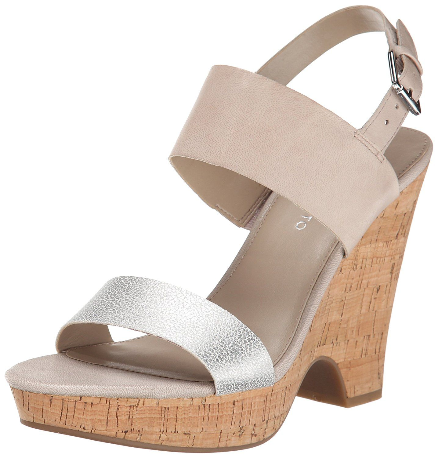 cbf2d2926b5d Franco Sarto Women's Gardenia Wedge Sandal -- Find out more about the great  product at the image link.
