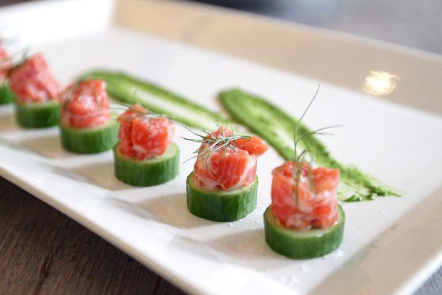 Elegant Wedding Appetizer Ideas: Elegant Hors D'oeuvres