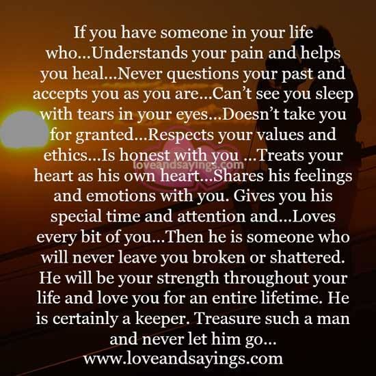 If You Have Someone In Your Life Who My Heart Quotes Love My Boyfriend Quotes Thank You For Loving Me