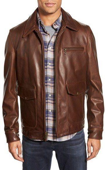 Men/'s SKYFALL Movie Style James Bond Real Soft Lambskin Napa Real Leather Jacket
