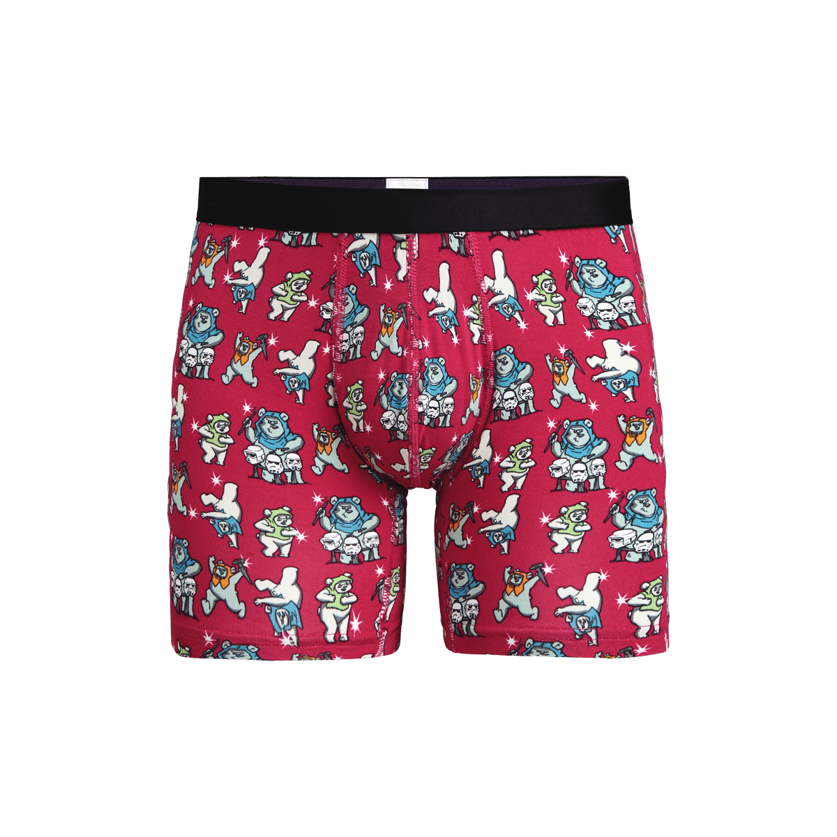 These boxer briefs are what started it all. These are the perfect combo of soft and free yet supportive and strong. The generous pouch will form to any figure, allowing for carefree comfort all day.