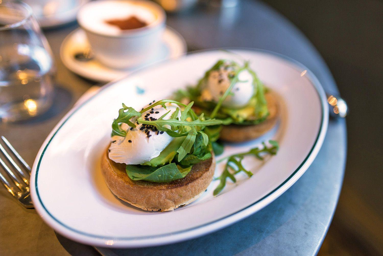 Breakfast at The Ivy Chelsea Garden, London London