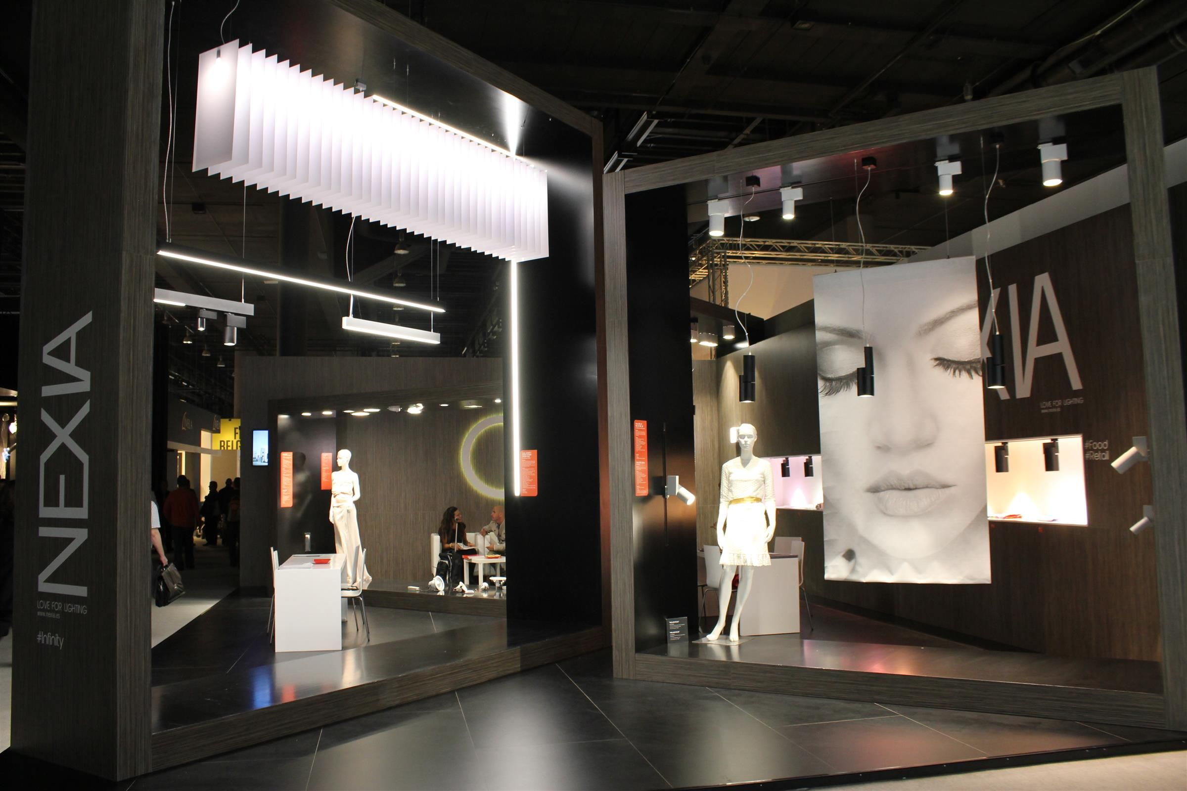 @Nexia Lighting #stand at this present edition of @Light_Building #LB14 #exhibition & Nexia Lighting #stand at this present edition of @Light_Building ... azcodes.com