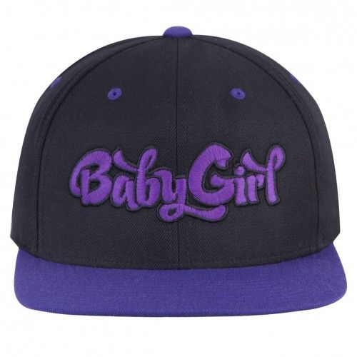 Baby Girl Snapback Purple Patch Cap 24 95 Beanie Hats