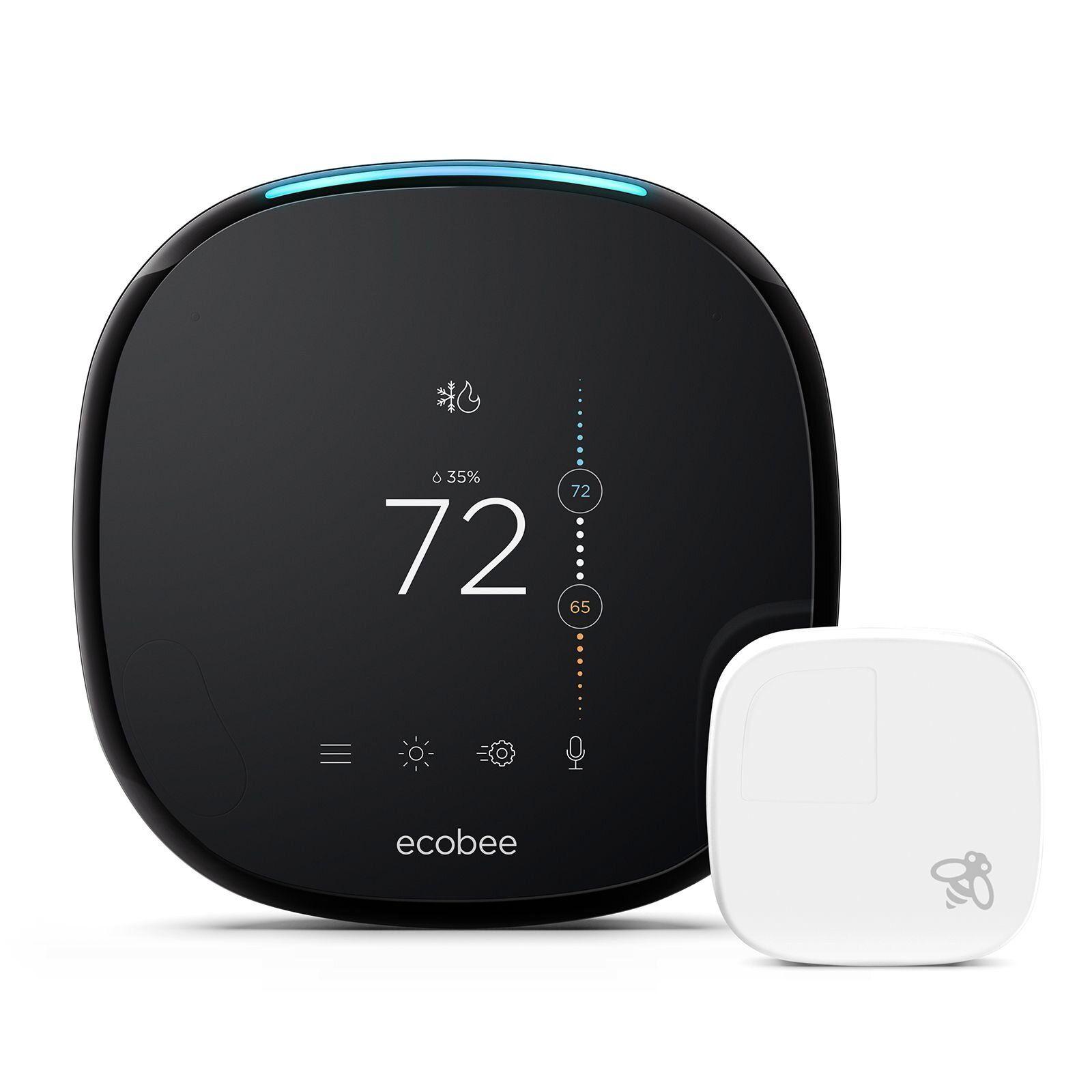 Diagram Ecobee4 Smart Wifi Thermostat With Amazon Alexa Voice