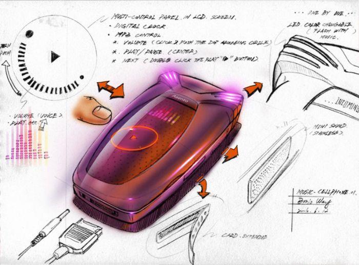 ID Sketch by Boris Wang at Coroflot.com
