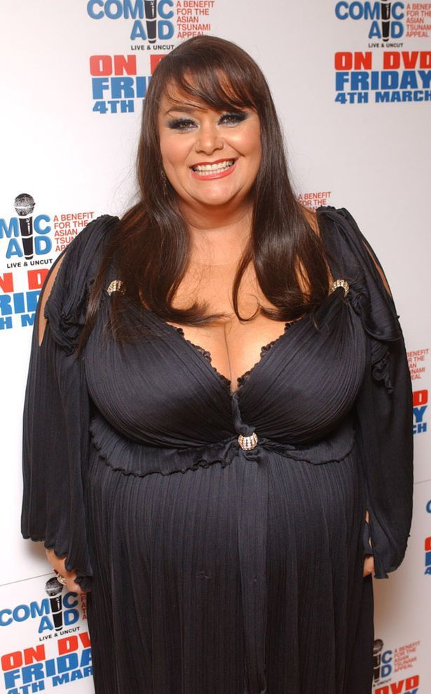 Dawn French Weight Loss Dawn French on her ama...