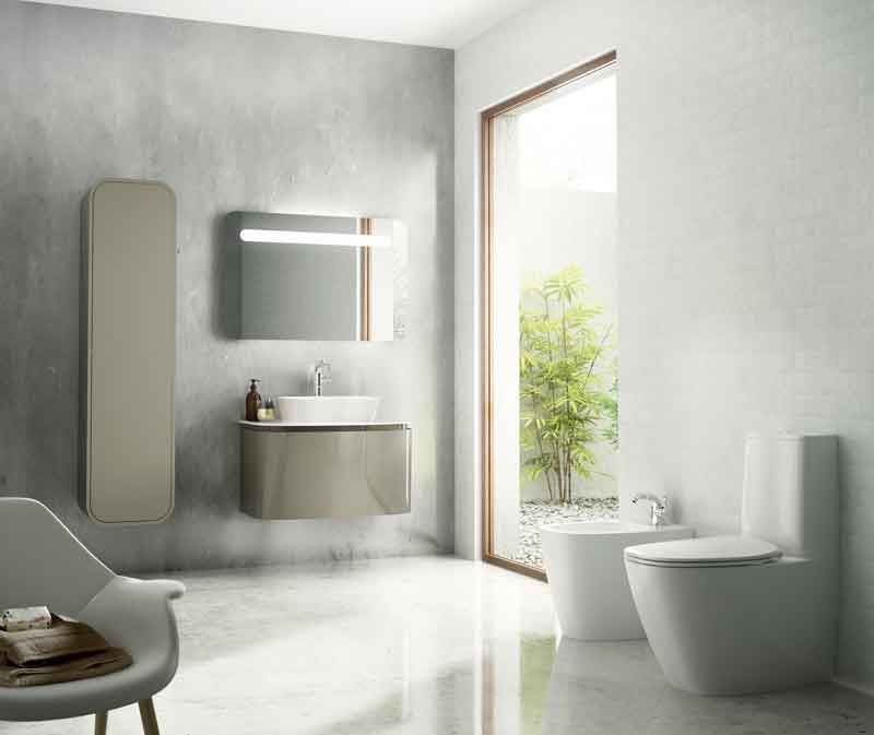 Seymourpowell design new luxury bathroom range for Ideal Standard ...