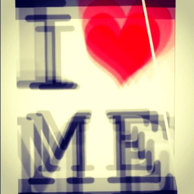 #iloveme #heart #love #me #myself