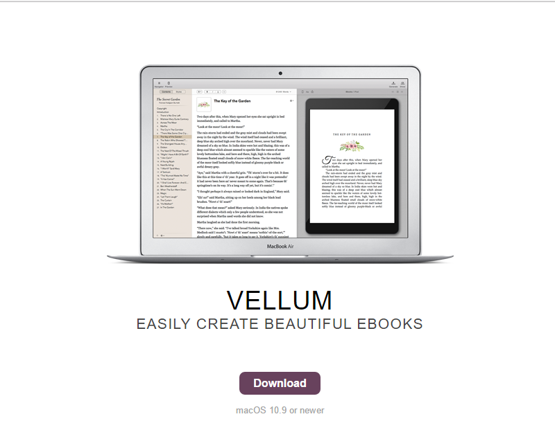 How To Use Vellum On A PC Vellum, Being used, Self