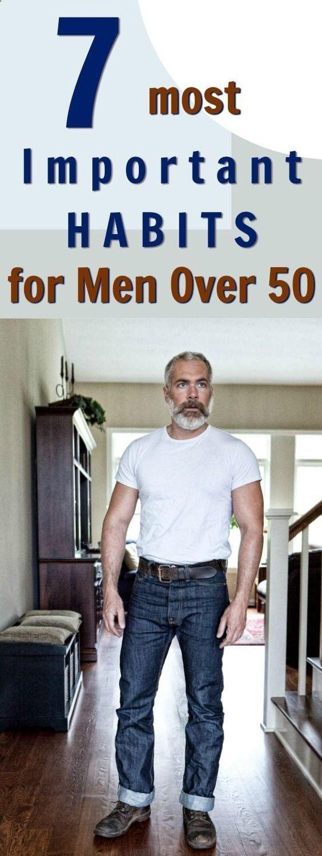 Survival Muscle 7 best habits for men over 50