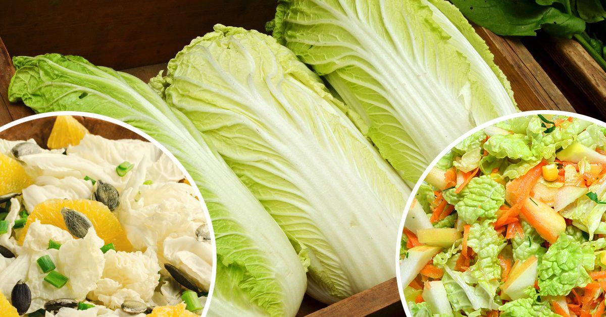 Простые и необычные салаты