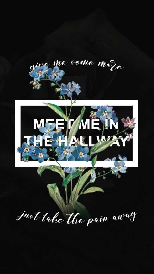 Meet Me in the Hallway Harry Styles Harry styles