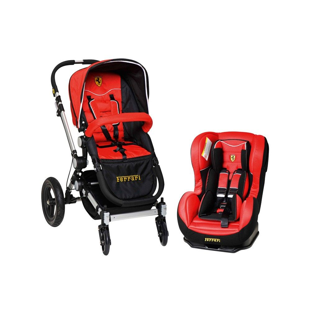 Infant Baby Stroller Car Seat Booster Combo Travel System for Toddler Kid Child