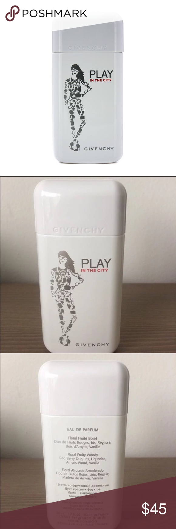 City Givenchy1 By Oz 7 Play Givenchy For Her In Edp The W2DIEH9