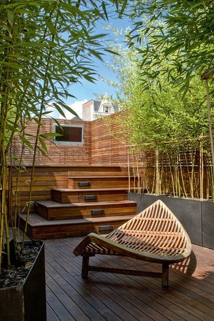 Balcony and Rooftop Garden Ideas | Rooftop gardens, Rooftop and ...