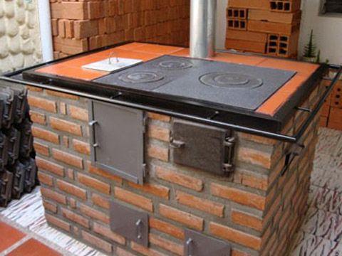 Cemex instalar 100 mil estufas ecol gicas acento for Fogones rusticos en ladrillo