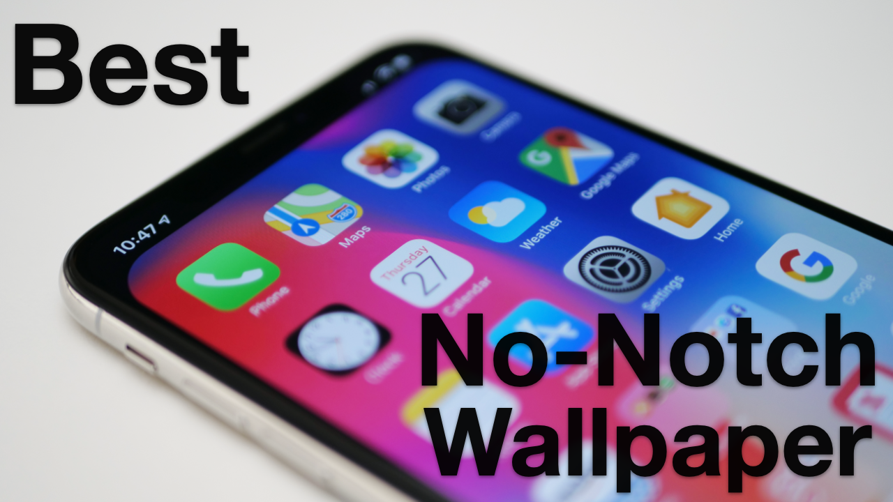 Top 5 iPhone and Android Notch Hiding Wallpaper Phone