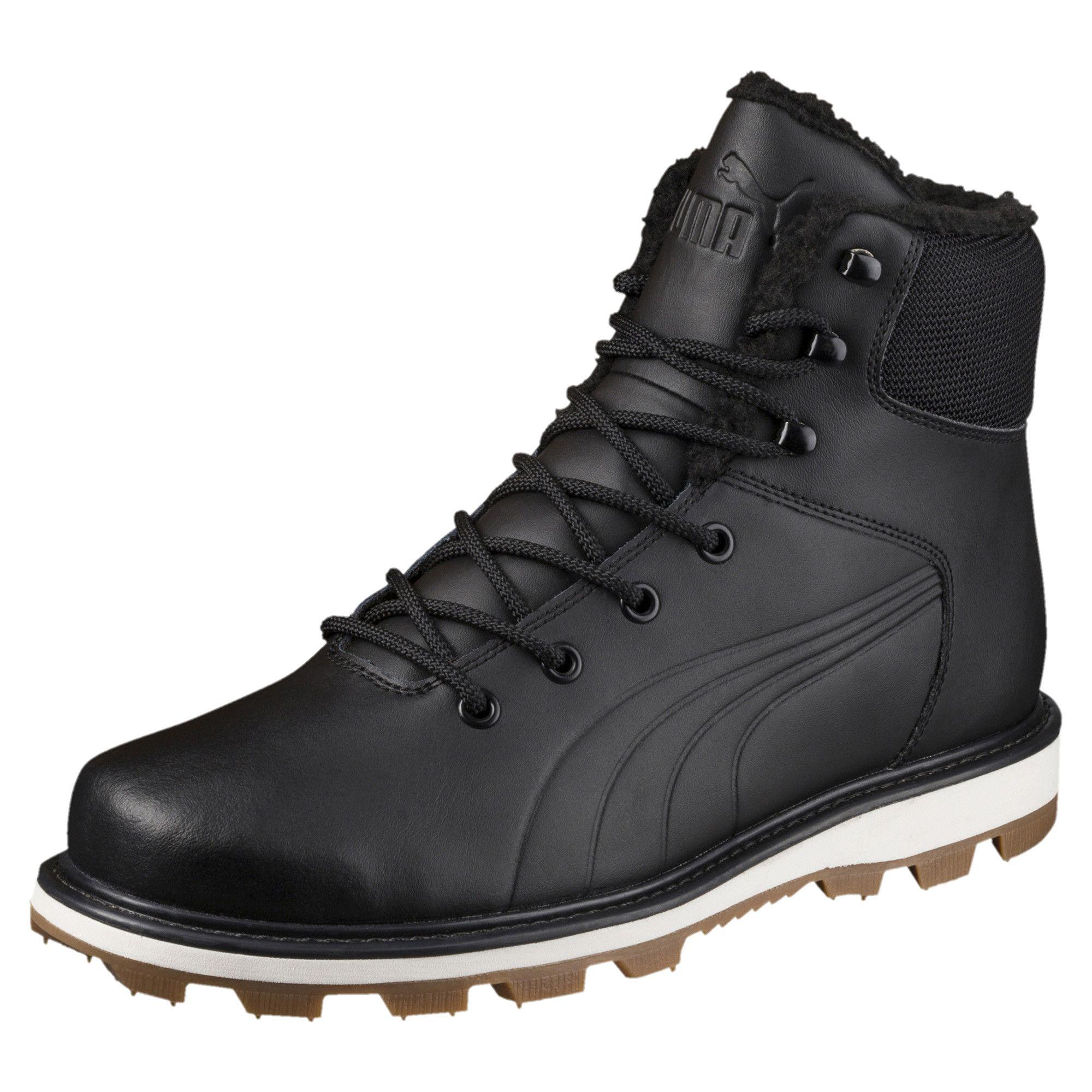 Desierto Fun Leather Winter Boots