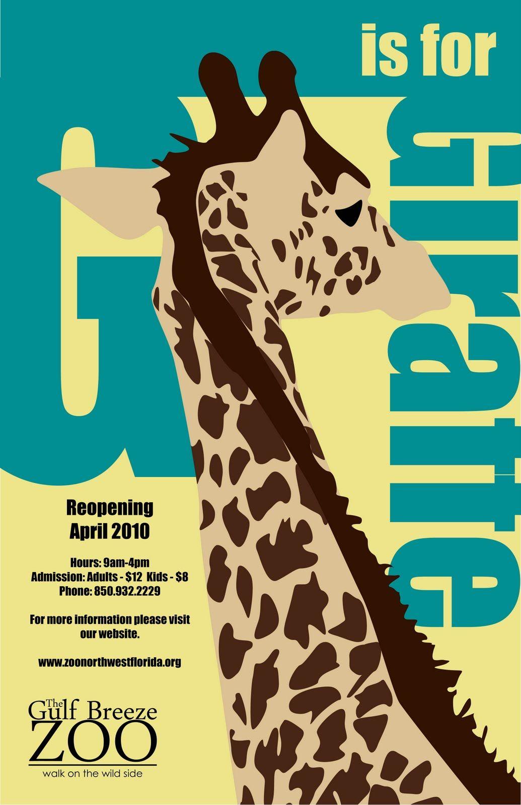 Zoo poster design - Http 3 Bp Blogspot Com _cjio5ihjz6o S7ptegklnvi Design Postersvintage