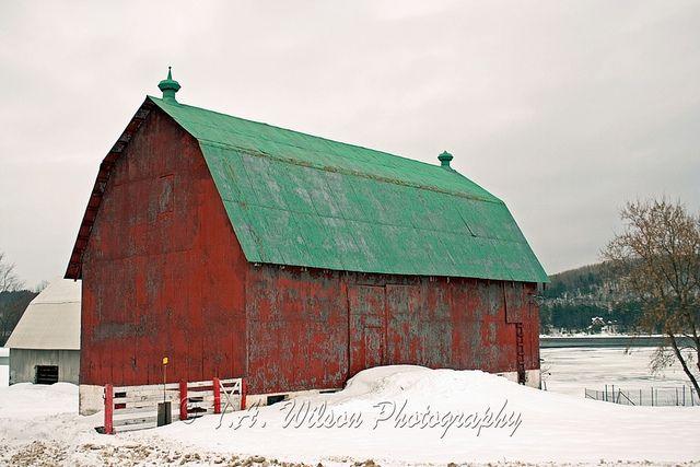 Barn on the Ottawa River   Ottawa river, Barn, Ottawa