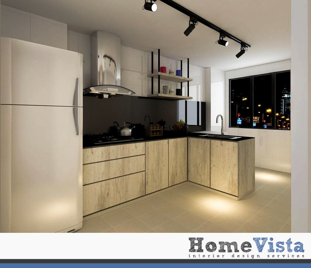 Hdb Home Design Ideas: 4 Room HDB BTO - Punggol BTO - HomeVista