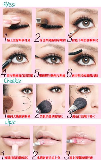 Cute School Makeup Makeupview Co