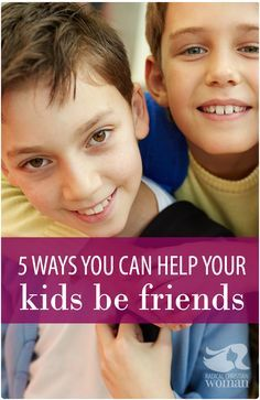 Every parent wants their kids to at least like each other, but what if you could help siblings be best friends?