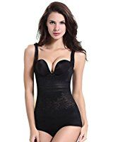 49601eb43 Maidenform Flexees Women s Shapewear Romper at Amazon Women s Clothing store   Shapewear Bodysuits