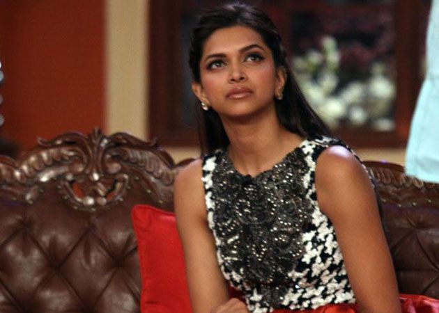 I am traditional when it comes to love: Deepika Padukone ...