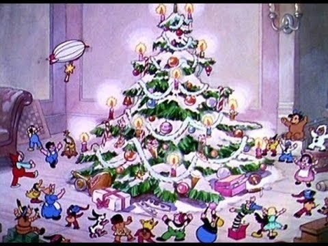 The Night Before Christmas Disney S Silly Symphonies