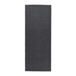morum rug flatwoven in outdoor indoor outdoor dark gray for the apartment pinterest. Black Bedroom Furniture Sets. Home Design Ideas