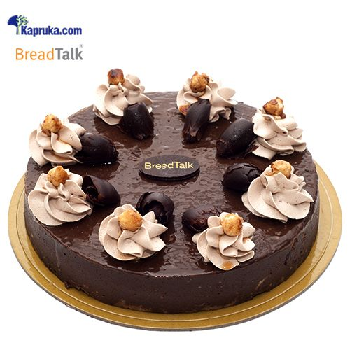 Dark Chocolate Hazelnut Cheese Cake | Cake, Unique cakes ...