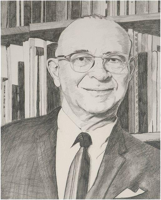 Dean William Allan, 1945-1970 by CCNY Libraries, via Flickr