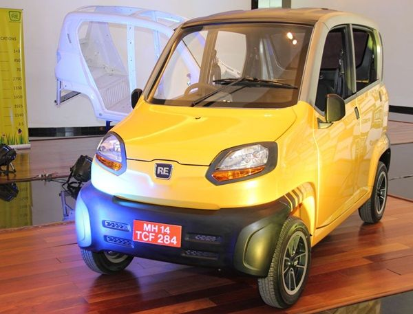 Is this the cheapest car in India? Well, you could say that way ...