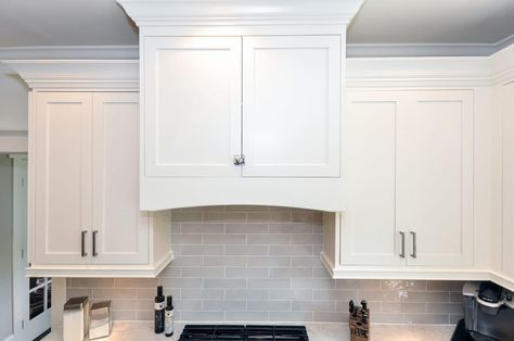 Image Result For Light Rail On Shaker Cabinets Kitchen