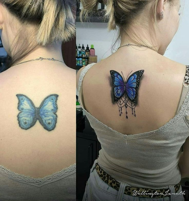 Photo of #Butterfly #rework #Tattoo # Revision Butterfly Tattoo Revision – #Bu … – #Bu …