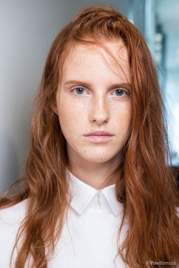 Ruivo acobreado será a cor mais usada nesse inverno, segundo o cabeleireiro Marcos Proença