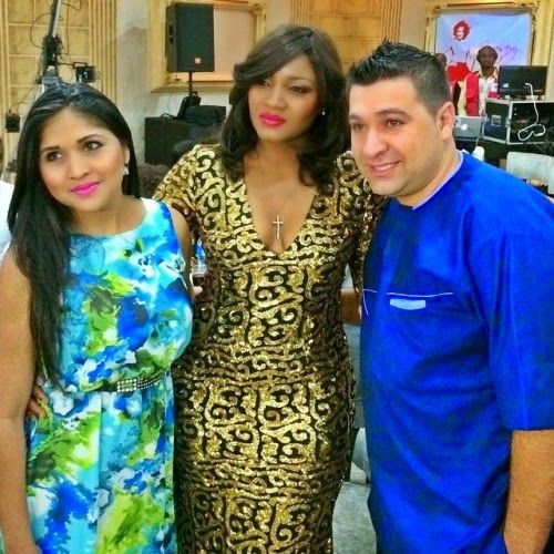Nollywood's Omotola holds 20th Anniversary Dinner in Abuja | Queen of the Naija Blog