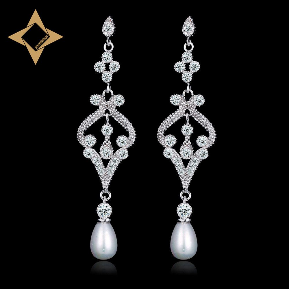 Find More Drop Earrings Information about Vintage Silver Micro ...