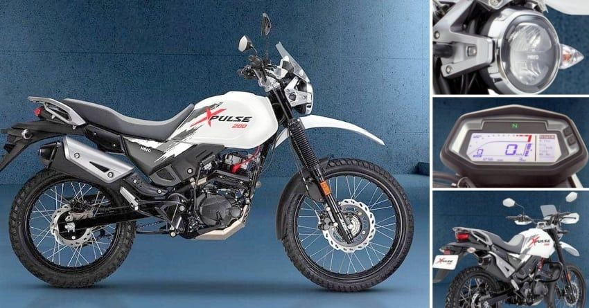 Hero Xpulse 200 Specs Mileage Top Speed And Price Hero Hero