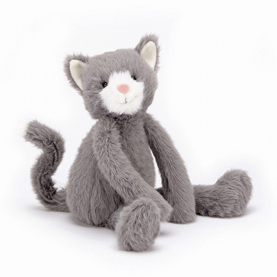 Jellycat Sweetie Kitten 12 With Images Stuffed Animal Cat Plush Stuffed Animals Soft Stuffed Animals