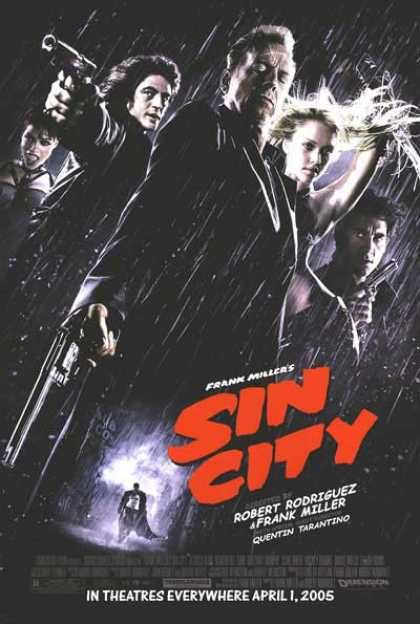 Sin City Best Action Movies City 2005 Sin City Movie