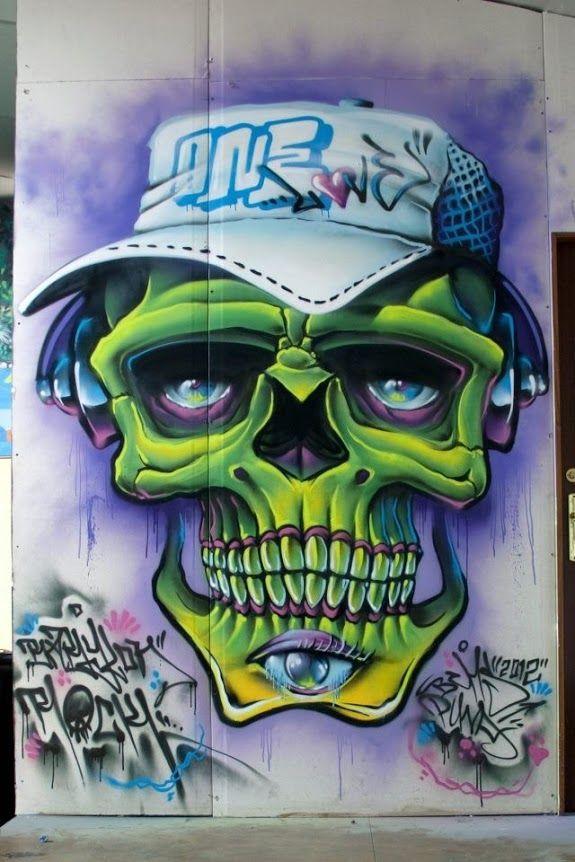 Urban art by Bichos in Valencia #Bichos #Valencia #streetart #graffiti #urbanart