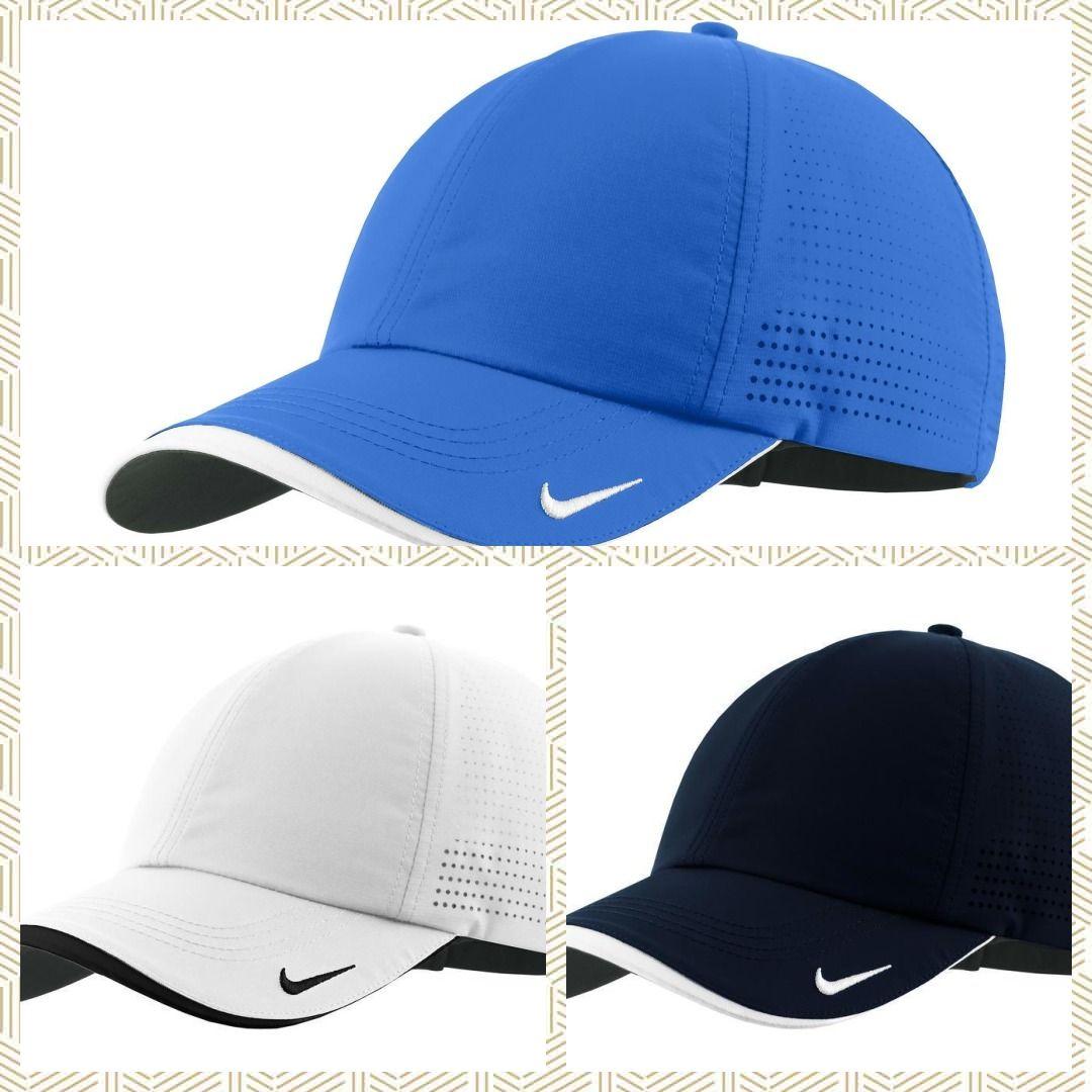 25cc633b3 Nike Golf - Dri-FIT Swoosh Perforated Cap. 429467 in 2019   Caps ...