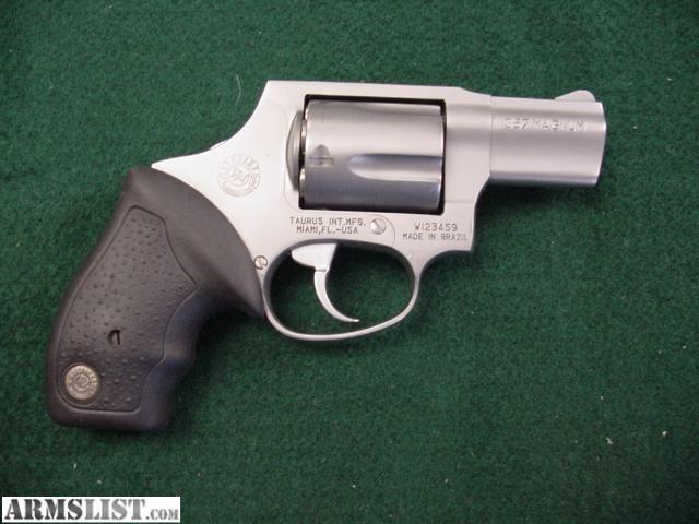 For Sale: Taurus Stainless Model 605 Revolver, Hammerless,  357 Mag