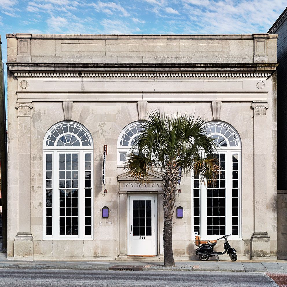 "The Ordinary is a Southern seafood hall and oyster bar located in an old bank in Charleston, South Carolina. Its menu celebrates the ""merroir"" of the Coastal Carolinas and the East Coast."
