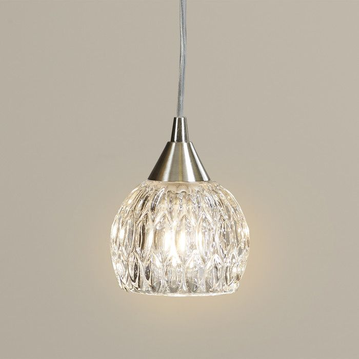 Cast A Chic Glow Over Your Kitchen Island Or Foyer With This Lovely Pendant Featuring A Texture Crystal Pendant Lighting Kitchen Island Lighting Globe Pendant